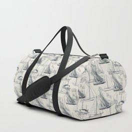 sailing the seas mode Duffle Bag