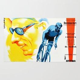 La Vuelta 1960 Rug