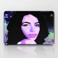 aaliyah iPad Cases featuring Aaliyah by UnifiedGlory