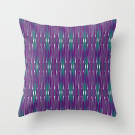 Anyaman Throw Pillow