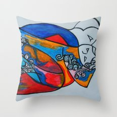 Ambrosia Throw Pillow