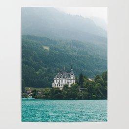Iseltwald Switzerland Poster