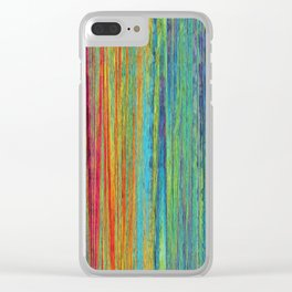 All Falls Down Clear iPhone Case
