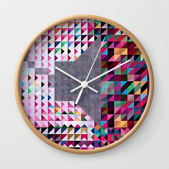 wyll of syynd Wall Clock