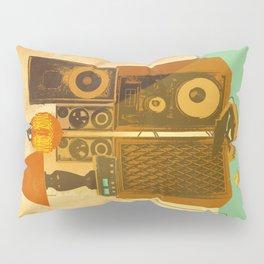 RECORD ROOM Pillow Sham