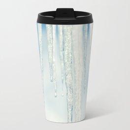 Icicles II Travel Mug