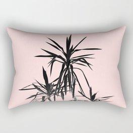 Palm Trees - Blush Cali Summer Vibes #1 #decor #art #society6 Rectangular Pillow