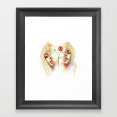 My Reality Framed Art Print