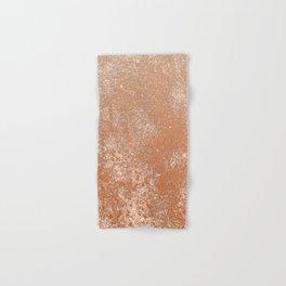 Whispering Wall, Terracotta Hand & Bath Towel