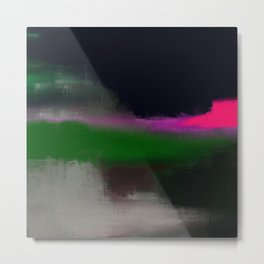 Abstract Eighteen Metal Print