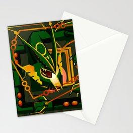 Mega Rayquaza Stationery Cards