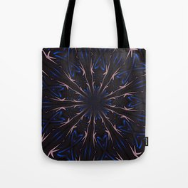 Spellbound Kaleidoscope Abstract Tote Bag
