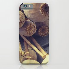 poppy pods Slim Case iPhone 6s