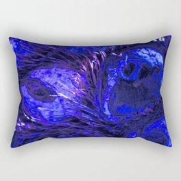 Blue Owly DPG170707a RB Rectangular Pillow