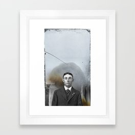 the problems of select influences Framed Art Print