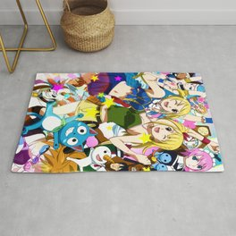 Lucy - Fairy Tail Rug