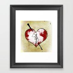 Heart #2 Framed Art Print