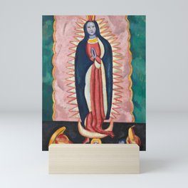 The Virgin of Guadalupe by Marsden Hartley Mini Art Print