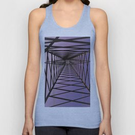up to the sky Unisex Tank Top