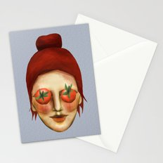 Tomato Eyes Stationery Cards