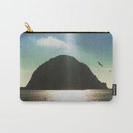 Morro Bay / Morro Rock Carry-All Pouch