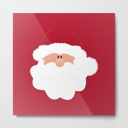 Santa's coming! Metal Print