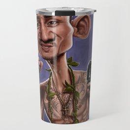 Max Holloway Travel Mug