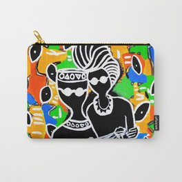 The Africa in You Carry-All Pouch