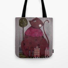 It's a Cat! Tote Bag