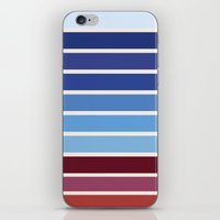 ponyo iPhone & iPod Skins featuring The colors of - Ponyo by hyos