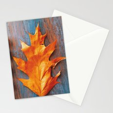 Little Autumn Acorns Stationery Cards