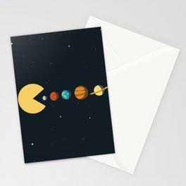 Planets #buyart #society6 Stationery Cards