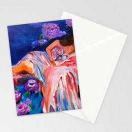 Madam Pele Volcano Goddess 11 Stationery Cards