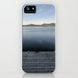 Peaceful Afternoon iPhone Case