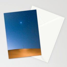 1000 nights camp oman 4 Stationery Cards