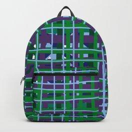 Preppy Plaid Backpack