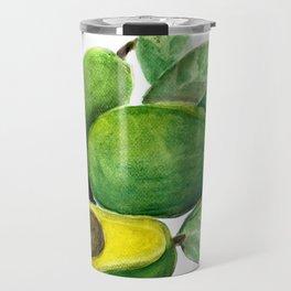 Avocado Green Travel Mug