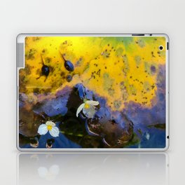 Two tadpoles Laptop & iPad Skin