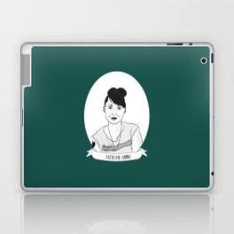 Kathleen Hanna Laptop & iPad Skin