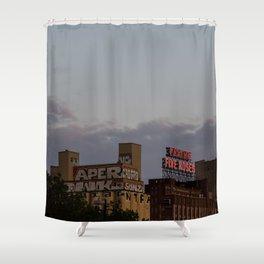 Farine 5 Roses Shower Curtain