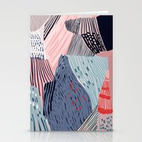 knit Stationery Cards featuring knit painting by frameless