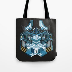 Island of the Lambent Moon Tote Bag