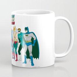 The Filmation League Coffee Mug