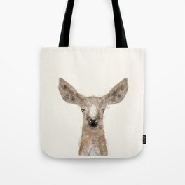 little deer fawn Tote Bag