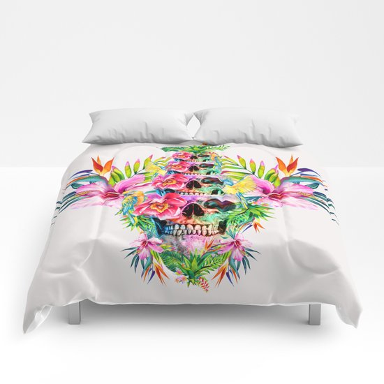 The Skull Tower Comforters
