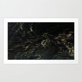 Belvedere Quartzite Art Print