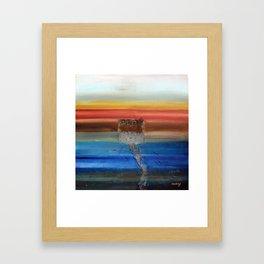 Of the Earth 3 by Nadia J Art Framed Art Print