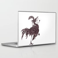 pride Laptop & iPad Skins featuring Pride by STiCK MONSTER iNK