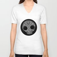 spice V-neck T-shirts featuring sugar & spice. by kyrstens