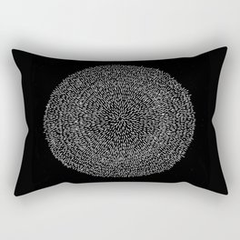 Dark Matters Rectangular Pillow